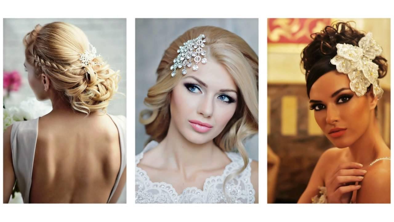 Coafuri Nunta Par Mediu Youtube