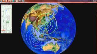 4/20/2015 -- MULTIPLE Large Earthquakes -- Taiwan multiple events 6.6M ,6.5M + 6.2M (forecast hit)