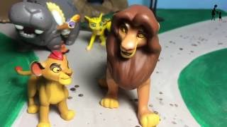 Disney The Lion Guard Rescues My Little Pony! Episode 1