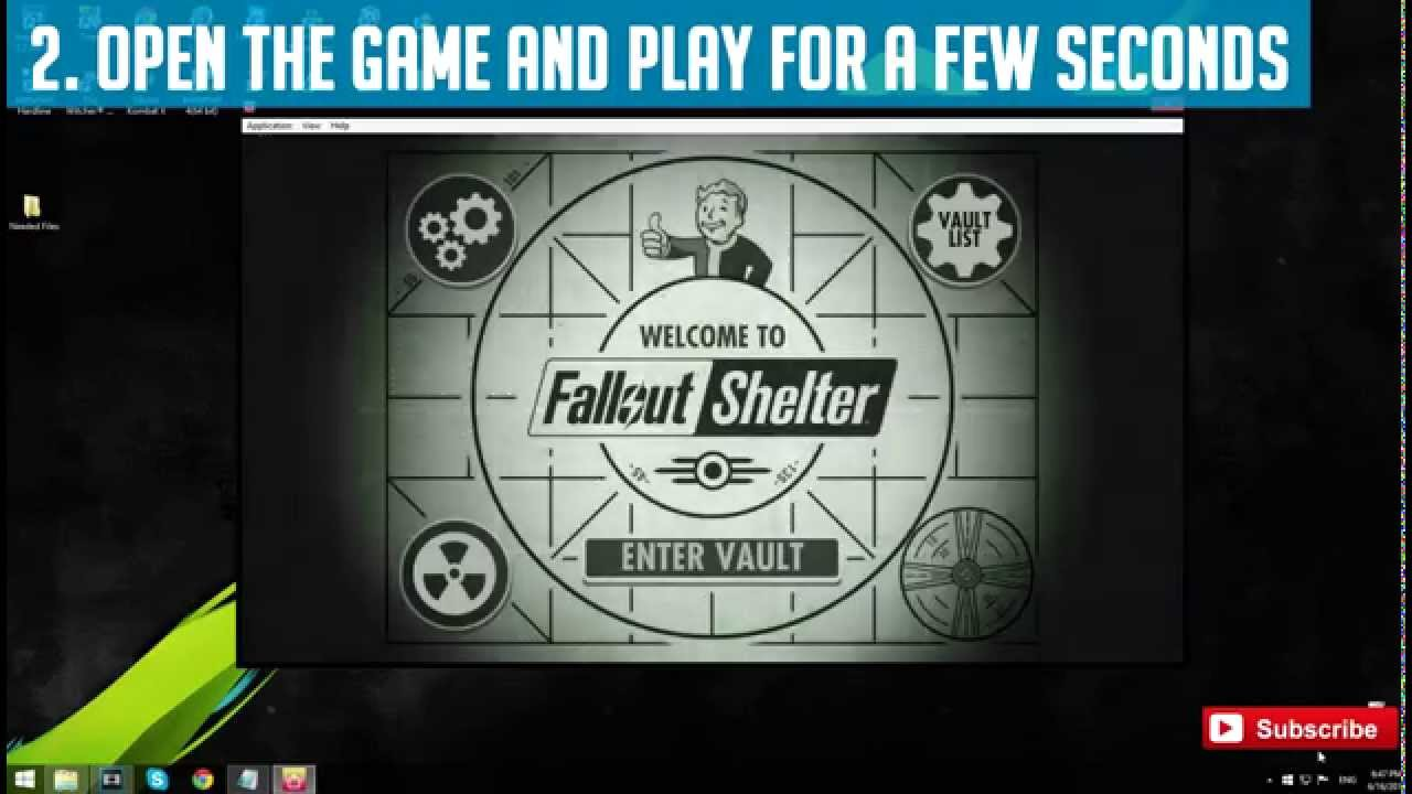 <b>Fallout Shelter Cheats</b> - How To Get Free 1000 Lunch Boxes - YouTube