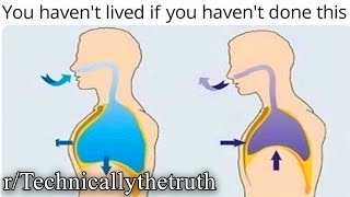 r/Technicallythetruth | memes that make you breathe