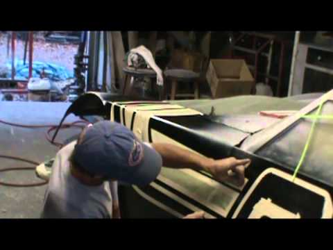 How To Make Custom Paint Designs For A Car How To Paint Your Car - Graphics for a car