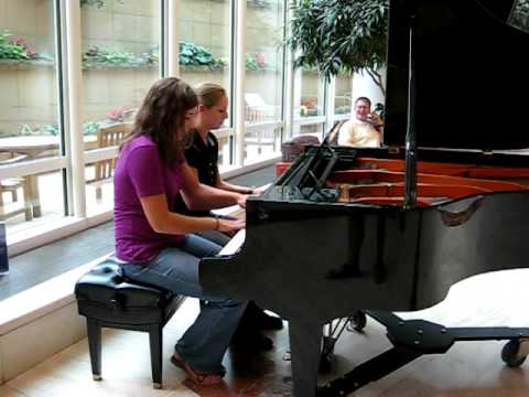 Duet at Gonda Building, Mayo Clinic - Rochester, MN