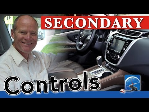 How to Work the Secondary Controls to Pass Your Driving Test First Time | Pass a Road Test Smart
