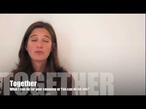 CV- what can we do for each other Patricia Polvora