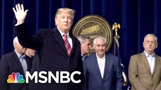 'Fire And Fury' Controversy Continues To Heat Up | AM Joy | MSNBC