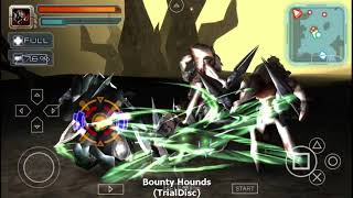 Bounty Hounds USA (Game PPSSPP / PSP / Android)