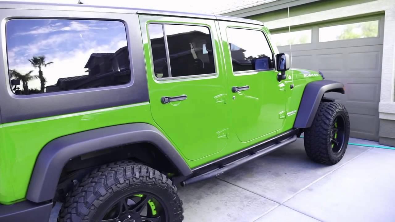 jeep paramagnetic paint
