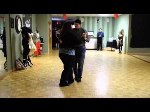 Rumba dance by Jeff & Kim Keeler to
