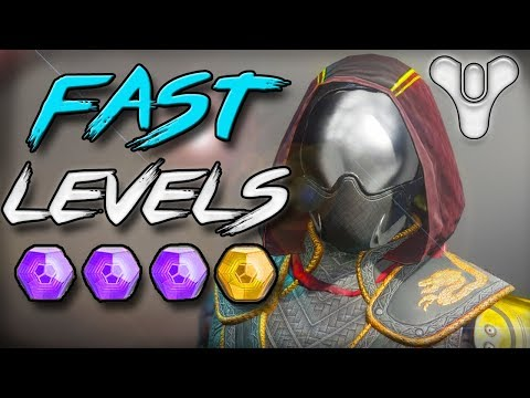 Destiny 2 - How to POWER Level 300+ FAST