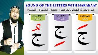 ARABIC ALPHABET SONG | أنشودة الحروف العربية | LETTERS SONG WITH SHORT VOWELS