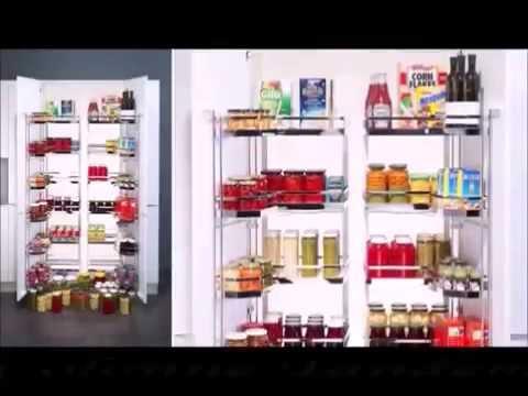 Cuisine Am Nagement Int Rieur Des Colonnes Youtube