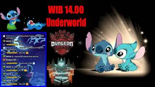 ⚔️ Dungeon Quest LIVE LV 110 UPDATE - The Underworld ROBLOX VIP ⚔️