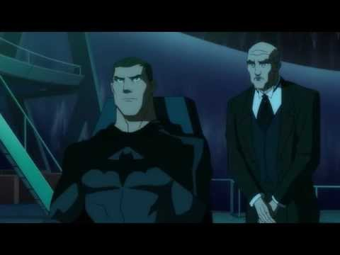 Justice League: Doom -- Batman's Fault