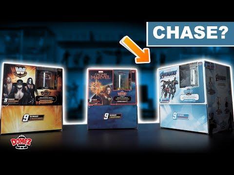 Avengers End Game DOMEZ - UNBOXING A WHOLE CASE