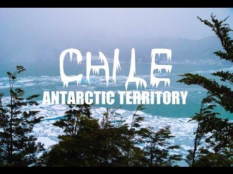 Freezing in Bernardo O'Higgings National Park, CHILE!