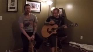 Shinedown at my house 2 Second Chance