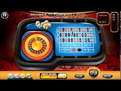 Video Roulette 007