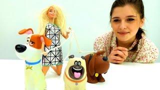 Видео для девочек. Выбираем профессию Барби! Мамы и дочки
