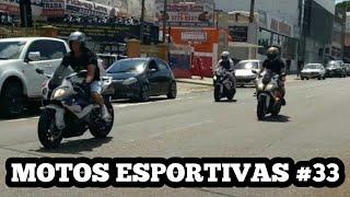 MOTOS ESPORTIVAS ACELERANDO EM PG #33