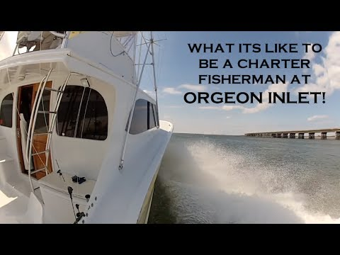 OREGON INLET LIFE... LEGACY   Billfish Movement TV 041