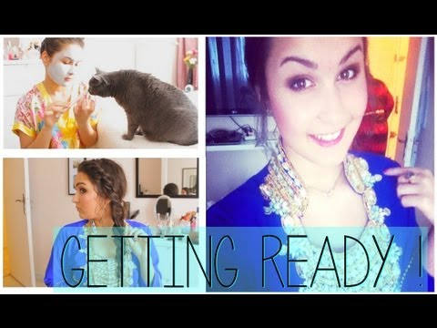 Getting Ready || Mariage Oriental ♥