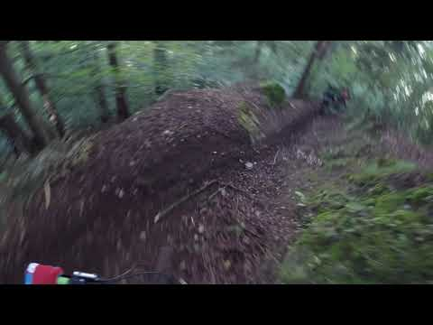 2017 Ben Jones MTB Trans Alp Day One Part One