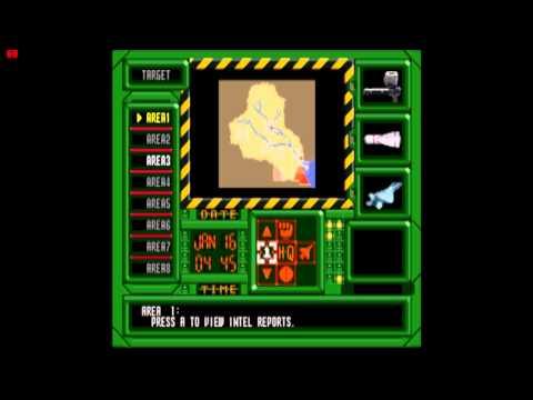 SNES Game Review #3 A.S.P. Air Strike Patrol