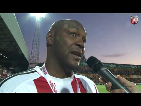 Marcus Gayle talks about 888 Sport's partnership with Brentford FC