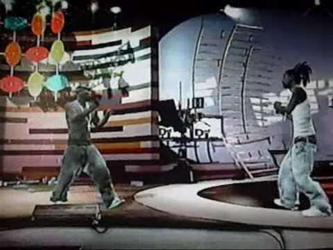2pac vs Lil Wayne New 2010 Def Jam Icon.