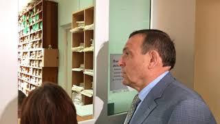 Руководитель Марий Эл Александр Евстифеев проверил работу детской стоматологии в Йошкар-Оле (1)