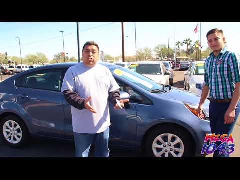 Manic Hispanic goes for a test drvie @ Chapman Mesa