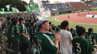 2017年8月5日、土曜日 湘南bmwスタジアム平塚にて すいません、撮影者も...