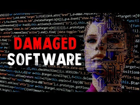 """Damaged Software"" Creepypasta"