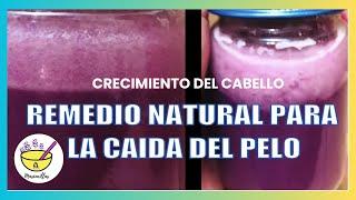 CEBOLLA PARA EL CRECIMIENTO DEL CABELLO - Beneficios de la cebolla en la caida del cabello