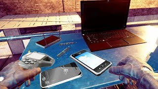 Hacking into Stolen Cell Phones - Thief Simulator