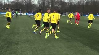 U15 Spitzenspiel Schalke gegen BVB 1:2
