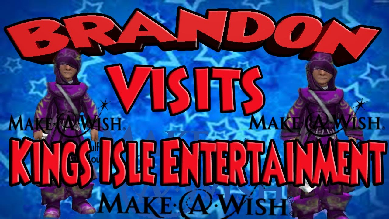 KINGSISLE - Wizard101 Kings Isle: Make A Wish Foundation's