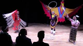 Institute Of American Indian Arts - Robert Mirabal Performance v2 clip 3