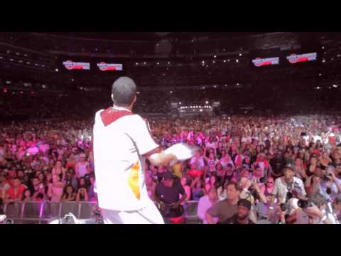 French Montana Summer Jam XX Vlog Brings Out Dj Khaled, Ace Hood, Rick Ross   Lil Wayne
