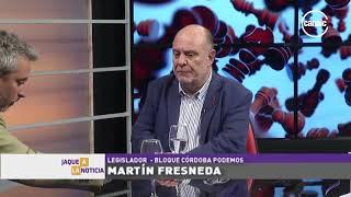 Martín Fresneda   Legislador