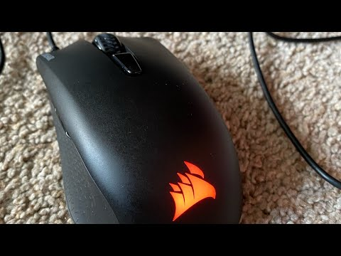How To Take Your Corsair Mouse Out Of BIOS Mode *Working April 2020*