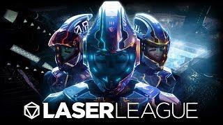 Laser League |Announcement Trailer |PS4, Xbox One, PC |Deutsch