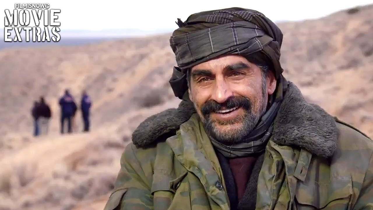 Image result for Navid Negahban pictures from 12 Strong
