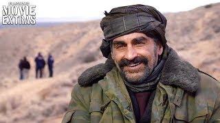 "12 Strong   On-set visit with Navid Negahban ""General Dostum"""