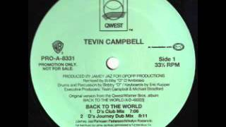 Tevin Campbell - Back To The World (Classic Club Mix)