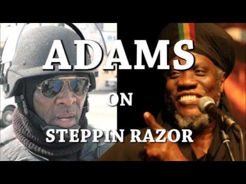 STEPPIN RAZOR 12/01/2017 PRAYING CAN NEVER STOP CRIME YOU DAM FOOLS