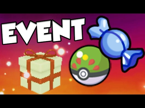 RARE CANDY EVENT CODE IS NOW LIVE!