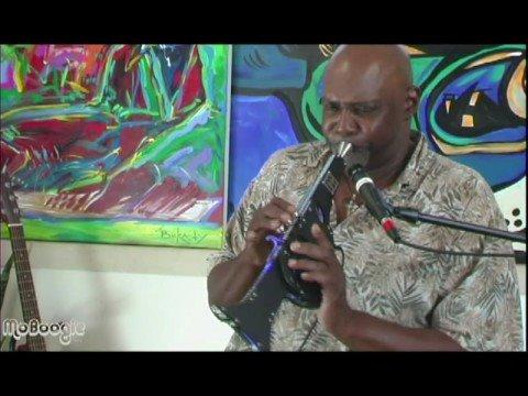 """Cecil """"P'Nut"""" Daniels MIDI trumpet and sax demonstration"""