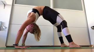 Deeper backbends Tabata Yoga and Fitness with Rhyanna Watson